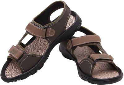 FBT Men Green Sandals