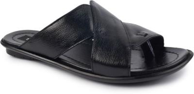 Series Men Black Sandals