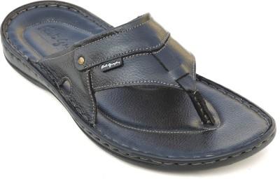 Footgraphy Mens Men Black Sandals