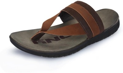 Nawaabs SP2 Men Brown Flats