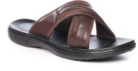 Pavers England Men BROWN Sports Sandals