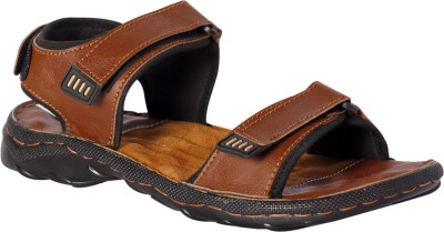 Pantof Men Tan Sandals
