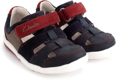 Clarks Girls Sports Sandals at flipkart