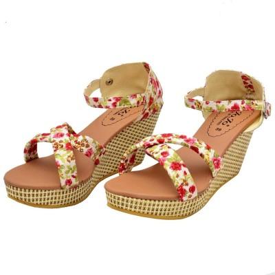 Shopaholic Fashion Women Multicolor Flats