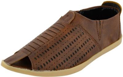DA-DHICHI Men Brown Sandals