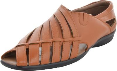 Auburn Men Tan Sandals