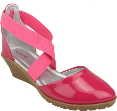 Kittens Girls Pink Sandals