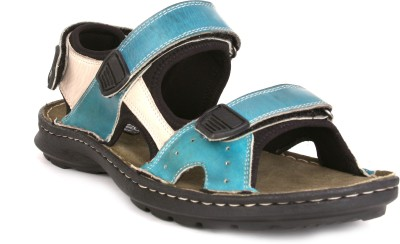Vito Rossi Men Blue Sandals