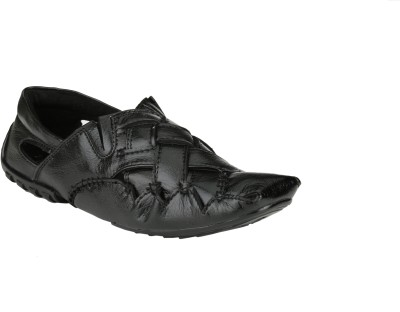 Imparadise Footwear Men Black Sandals