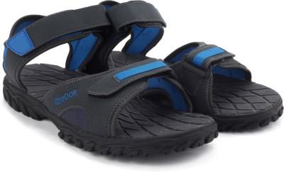 Reebok Men Blue, Grey Sports Sandals