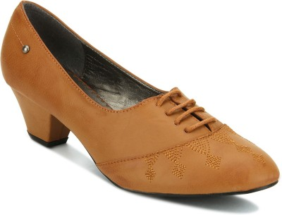 Yepme Women Brown Heels