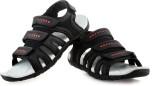 Rockstep Men Black Sandals