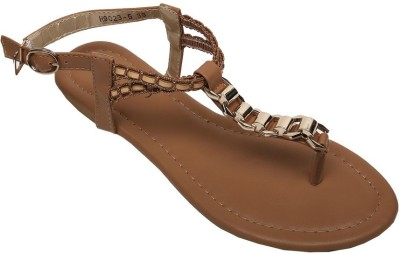 Wanderlust Women Brown Flats
