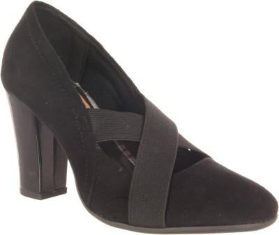 Etromilano Women Black Heels