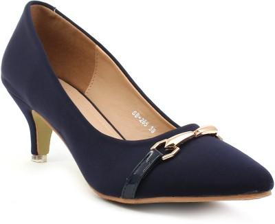 Shuberry Women Navy Heels