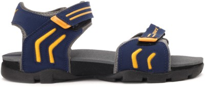 Sparx Men Navy, Grey Sandals