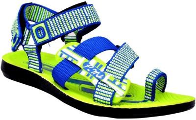 MDI Men Green Sandals