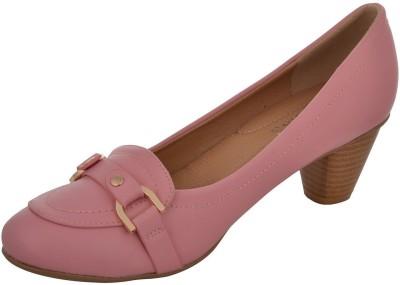 Athens Women Pink Heels