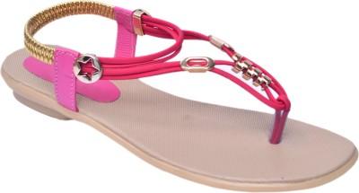 Belle Femme Women Pink Flats