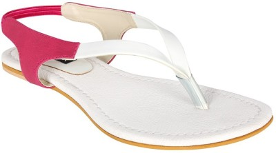 Style Her Women White Flats