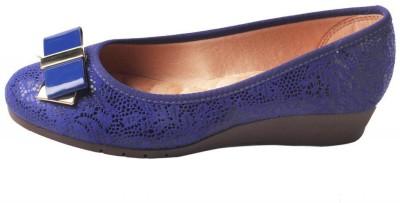 Moda Brasil Women Blue Wedges