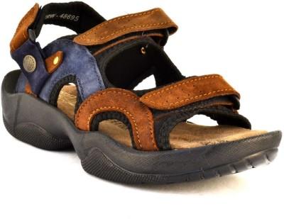 Zoot24 Men Brown Sandals