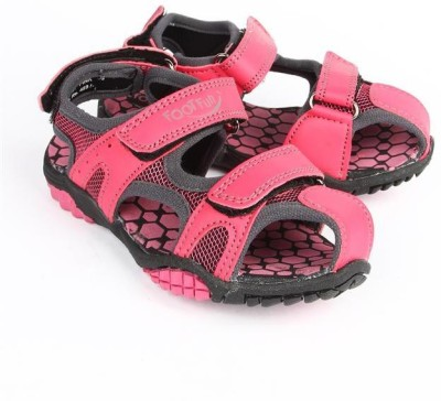 Liberty Baby Boys Pink Sandals