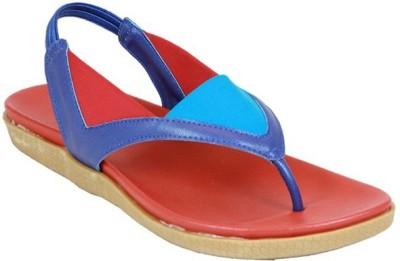 Glinchy Girls Blue Flats