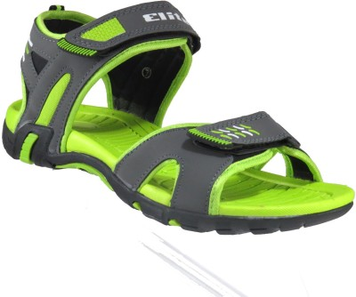 Elite Boys Green Sandals