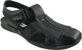 Faith Men Black Sandals