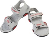 Zedrock Men Grey Sandals