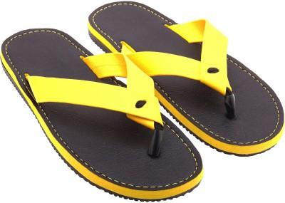Belleza Men Yellow Sandals