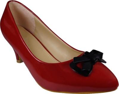 Ladela Women Beige Heels