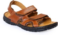 Red Chief Men G.TAN Sandals