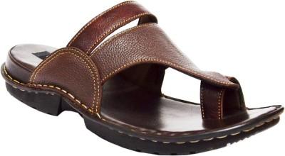 MAINE HAITEN Men Brown Sandals