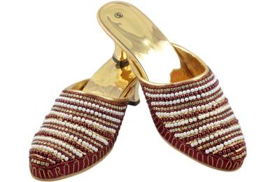 Walk N See Women Maroon Heels