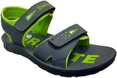 GRANITE Men Green Sandals