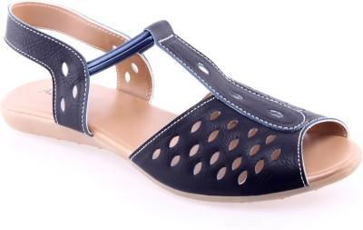 Aashka Women Blue Flats