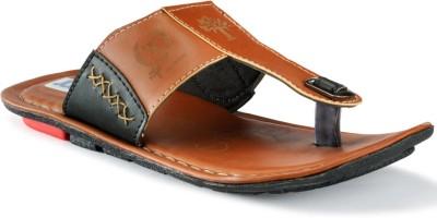 Juandavid Men Tan Sandals