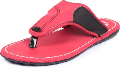 Foot Clone Men Red Sandals