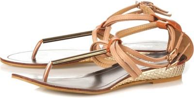 Vero Couture Women Pink Flats