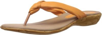 Kally Vivi Women Orange Flats