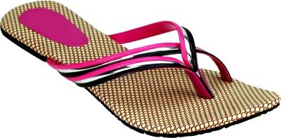 Pryann Women Pink Flats