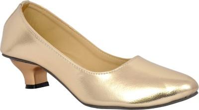 Altek Women Gold Heels