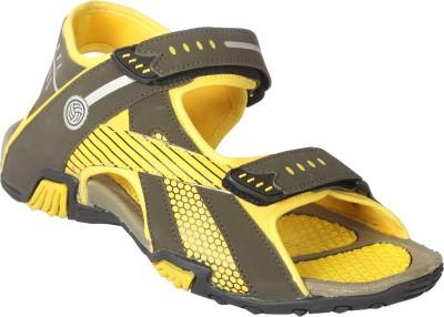 Bacca Bucci Men Yellow Sandals