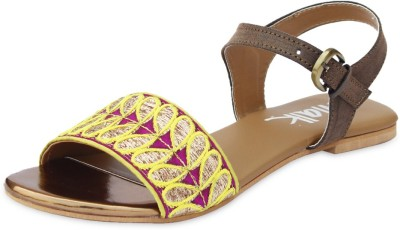 Chalk Studio Pop Women Multicolor Flats