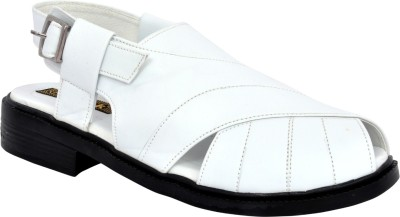Altek Men White Sandals