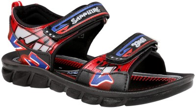 Guys & Dolls Boys Black Sports Sandals