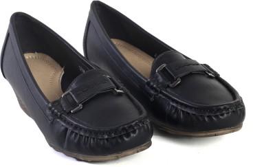 Pinza Comfortable Square Toe Women Black, Brown Wedges