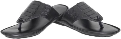 Azzaro Black Cruiser Men Black Sandals